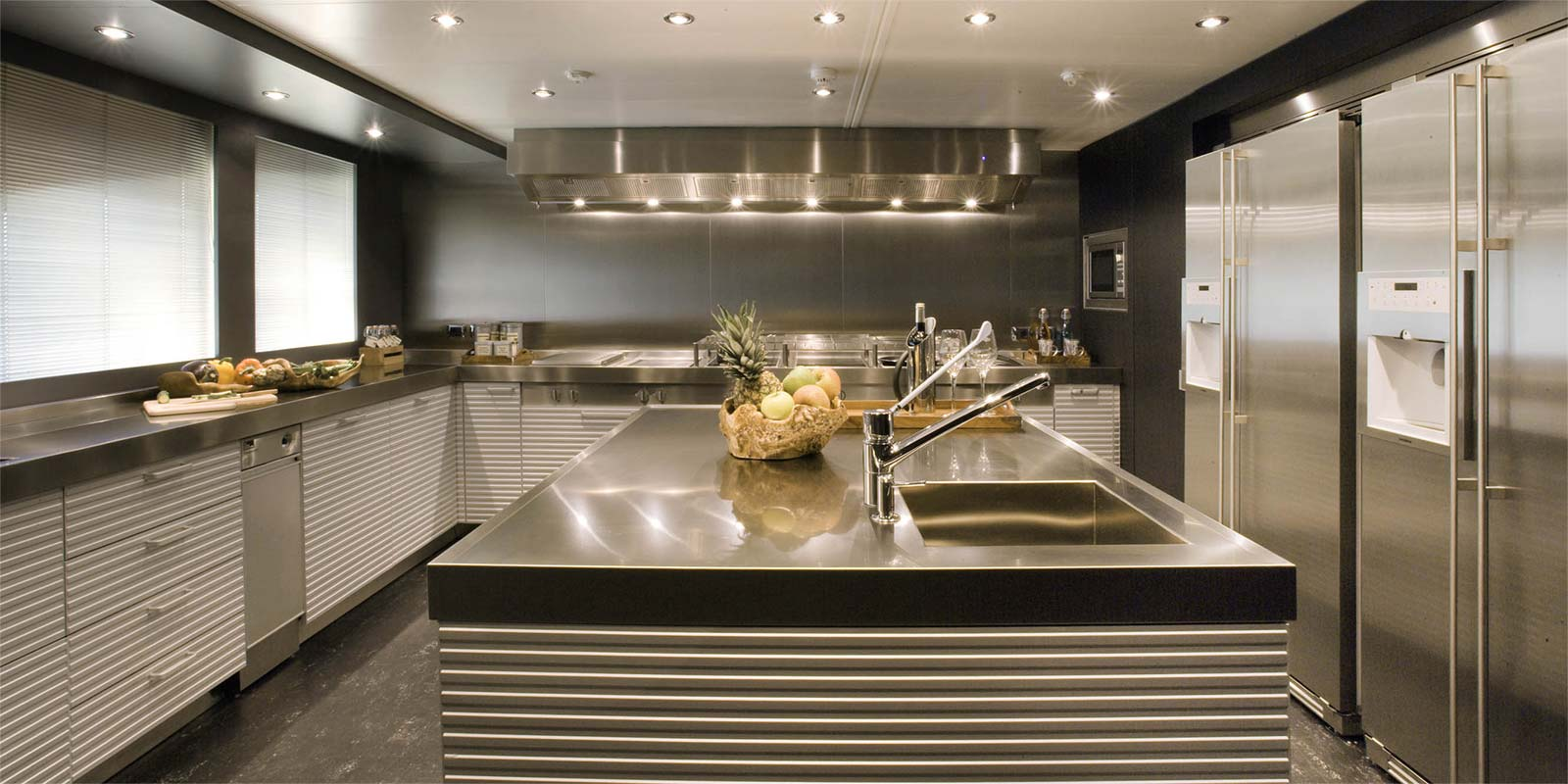 Estudio verdi for Cocinas de lujo madrid