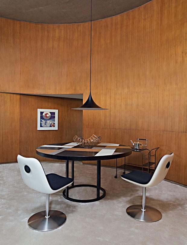 Boum chair – disc base