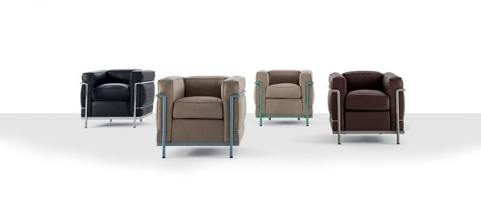 Cassina y Le Corbusier: LC Collection
