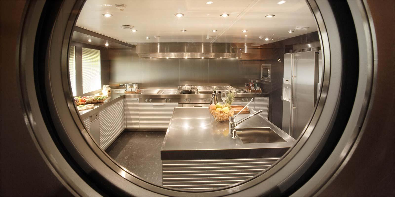 Estudio verdi for Cocinas de lujo